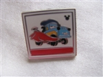 Disney Trading Pins 99913: DLR - 2014 Hidden Mickey Series - Mater's Junkyard Jamboree Signs - El Materdor