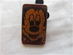 Disney Trading Pin 99922: DLR - 2014 Hidden Mickey Series - Character Tiki Faces - Mickey Mouse