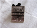 Disney Trading Pins 99928: DLR - 2014 Hidden Mickey Series - Mater's Junkyard Jamboree Signs - Mater The Greater CHASER