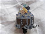 Disney Trading Pins 99933: Seven Dwarfs Mine Car - Mystery Collection - Bashful ONLY