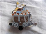 Disney Trading Pins 99934: Seven Dwarfs Mine Car - Mystery Collection - Happy ONLY
