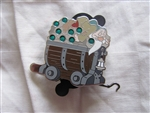 Disney Trading Pins 99938: Seven Dwarfs Mine Car - Mystery Collection - Sleepy ONLY