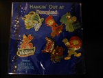 Disney Trading Pins  99954 DLR - Annual Passholder - Hangin' Out
