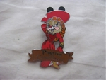 Disney Trading Pin 99955 DLR - Annual Passholder - Hangin' Out - Clarice ONLY