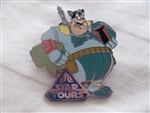 Disney Trading Pin 99960 DLR - Annual Passholder - Hangin' Out - Pete ONLY