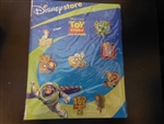 Disney Trading Pins   DS - Toy Story & Beyond Series Card & 8 Pin Set