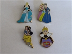 Disney Trading Pin ACME/HotArt - Sweet and Sour Set of 4