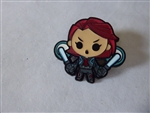 Disney Trading Pin Marvel Black Widow Chibi