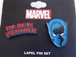 Disney Trading Pin Marvel Black Panther Enamel Pin Set - BoxLunch Exclusive