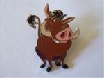 Disney Trading Pins Lion King Booster Set - pumbaa only