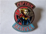 Disney Trading Pin  Captain Marvel Carol Danvers