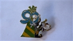 Disney Trading Pin 2019 Mickey & Friends Celebrate 90th Birthday Party Booster - Goofy Only