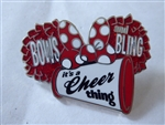 Disney Trading Pin Minnie Mouse Cheerleader