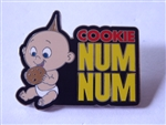 Disney Trading Pin INCREDIBLES - JACK JACK - COOKIE NUM NUM