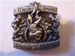 Disney Trading Pin crest of the Kingdom splash mountain