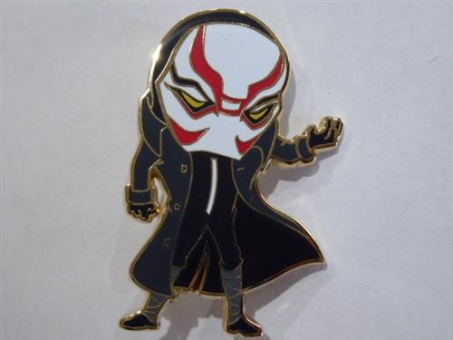 Disney Trading Pin Dssh Villain Cuties Big Hero 6 Yokai