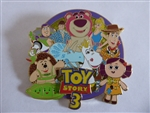 Disney Trading Pins Disney Employee Center DEC Toy Story 3 Cluster