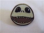 Disney Trading Pin   Many Faces of Jack - 3 pin set - 2011 DSF Nightmare Before Christmas Pin Trading Event - Smiling only