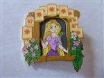 Disney Trading Pin DSSH Tangled 10th Anniversary