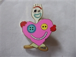 Disney Trading Pin DSSH Valentine's Day Love Notes Forky