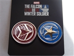 Disney Trading Pin Marvel The Falcon And The Winter Soldier Logo