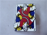 Disney Trading Pin  DSSH Villains Playing Cards Jack Gaston