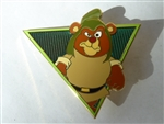 Disney Trading Pin WDI D23 Adventures of the Gummi Bears Gruffi Gummi