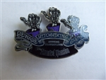 Disney Trading Pins  Haunted Mansion Beware Hitchhiking Ghosts Annual Passholder