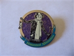 Disney Trading Pin  Haunted Mansion Caretaker 50th Anniversary Glow In The Dark Mystery Pin