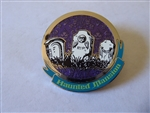 Disney Trading Pin Graveyard Haunted Mansion 50th Anniversary Glow In The Dark Mystery Pin