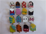 Disney Trading Pin  Ice Cream Mystery Complete 16 Pin Set