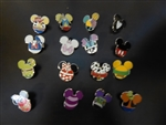 Disney Trading Pins Mickey Mouse Icon Mystery Pouch