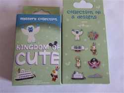 Disney Trading Pin Kingdom of Cute Series 2 Mystery Box