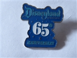 Disney Trading Pin Loungefly Disneyland 65th Anniversary