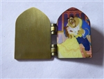 Disney Trading Pin Beauty and the Beast Door Hinged