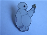 Disney Trading Pin Loungefly Big Hero 6 Baymax Butterfly