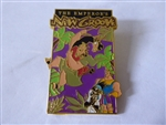 Disney Trading Pin Loungefly Emperor's New Groove Movie Poster