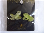 Disney Trading Pin Loungefly - Princess And The Frog Naveen & Tiana Enamel Pin Set