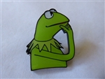 Disney Trading Pin Loungefly - Muppet Kermit The Frog Think