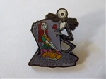 Disney Trading Pin Loungefly Nightmare Before Christmas Blind Box jack and sally