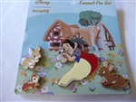 Disney Trading Pin Loungefly Snow White and the Seven Dwarfs Set