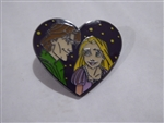 Disney Trading Pin Loungefly Tangled Blind Box - Heart
