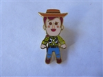 Disney Trading Pin Toy Story 25th Anniversary Blind Box - Woody