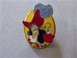 Disney Trading Pin LOUNGEFLY DISNEY VILLAINS  BLIND BOX - Hook