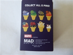 Disney Trading Pin Marvel Eat the Universe Avengers Ice Cream Cone Blind Box - Unopened