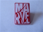 Disney Trading Pin Marvel Logo Blind Box -   Cut
