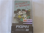 Disney Trading Pin FiGPiN Disney Mickey & Minnie on Scooter