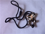 Disney Trading Pin Cast Exclusive - Mickey Tuxedo bolo Lanyard