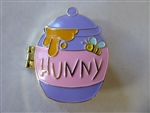 Disney Trading Pin Pin-Go Event Winnie the Pooh EEYORE  Hunny Pot
