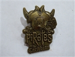 Disney Trading Pin Pirates of the Caribbean - Mickey Bronze